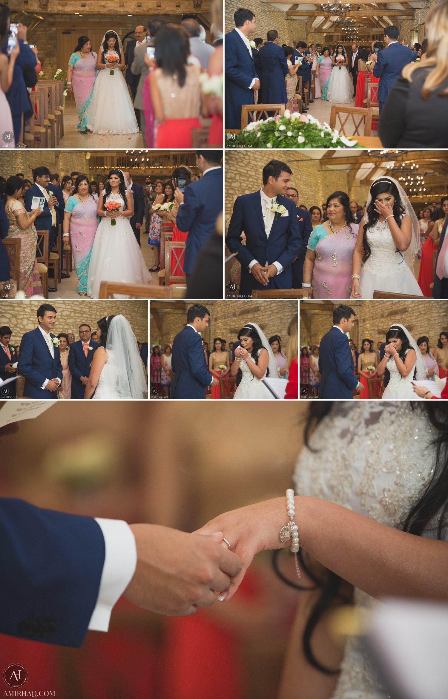 Jay and Sajni English Wedding