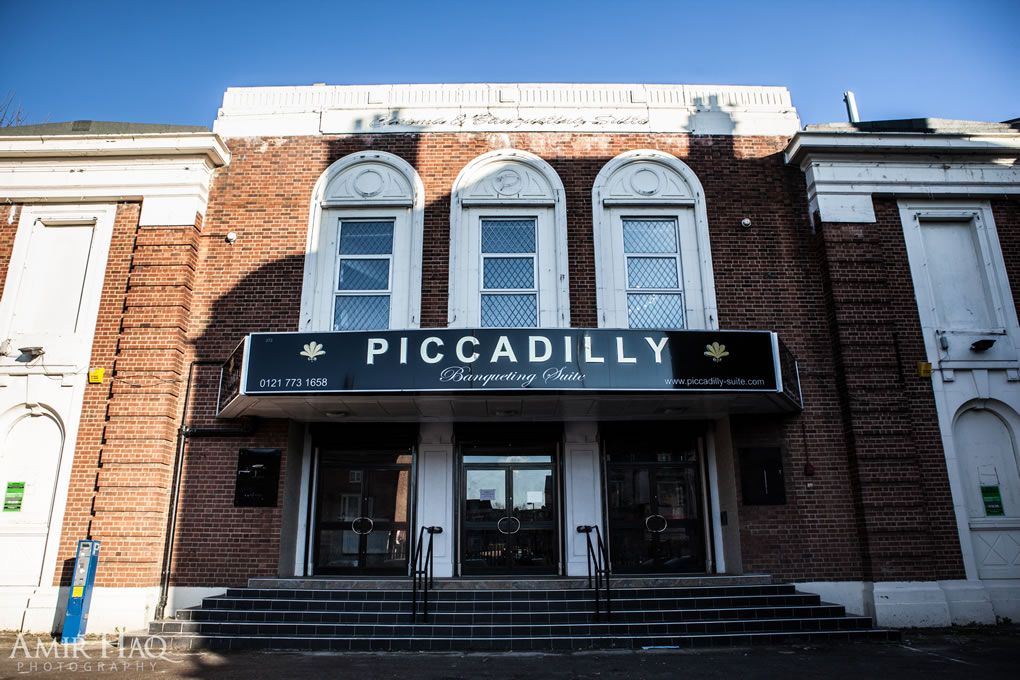 Picadilly Banquetin Suite