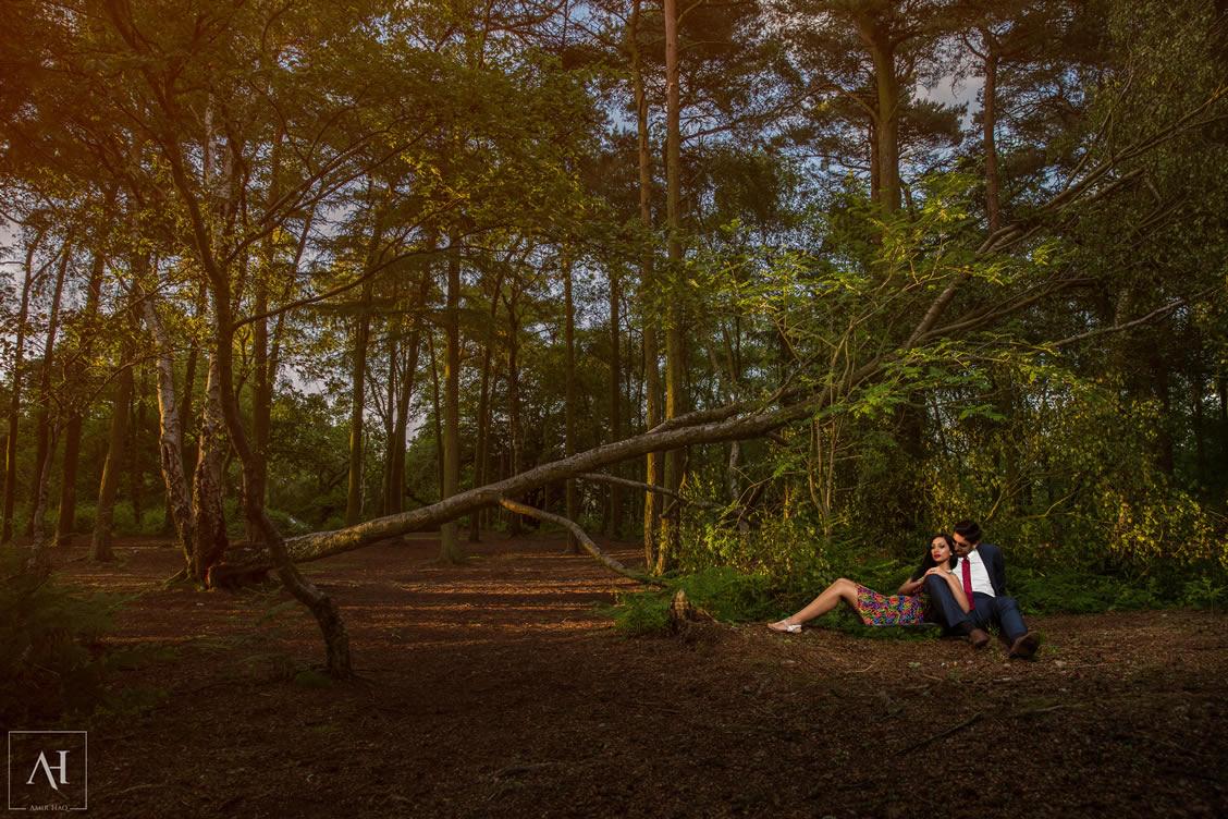 Mickey Hills Couple shoot