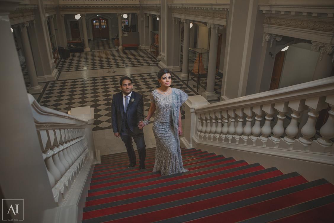 Wedding civil couple