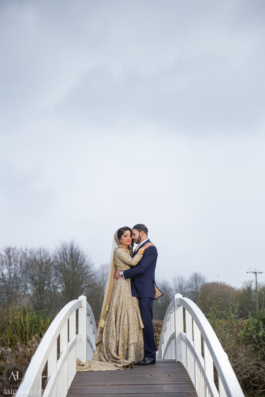 Nyla and Burhan Fennes Wedding Venue
