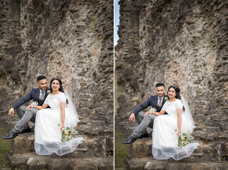 Civil Wedding Photography: Nazifa & Amin's Civil Wedding